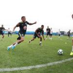 Grupo unido: Descontração e bom momento de Neymar são trunfos da seleção de Tite