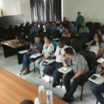 Meio ambiente: Encontro aconteceu no Parque Municipal de Saudade e reuniu gestores e especialistas (Foto: Divulgação/Ascom PMBM)