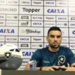 Rodrigo Pimpão é uma das principais peças do Botafogo na temporada
