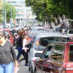 Mudanças: Quantidade de veículos individuais cresceu bem mais que as dos destinados a transporte coletivo (Foto: Arquivo)