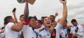 Vasco vence Flamengo nos pênaltis e é campeão de juniores