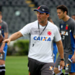 Técnico Zé Ricardo terá seu primeiro jogo no comando do Vasco