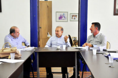 Melhorias: Fernando Jordão falou com representantes das Eletronuclear sobre Termo de Compromisso