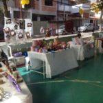 Jardim Amália: No local, 55 expositores passaram o dia vendendo produtos variados (Foto: Divulgação)
