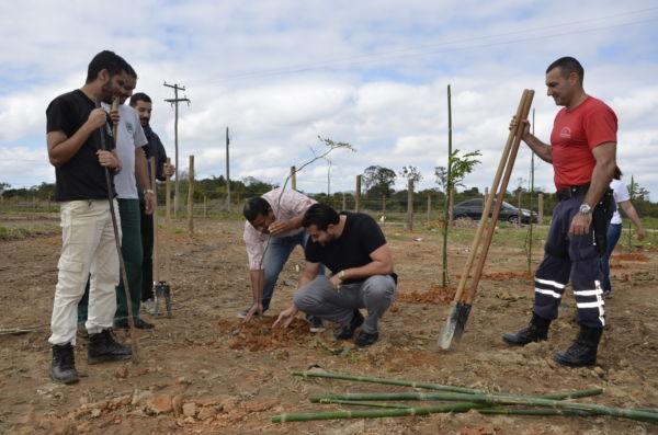 Projeto começou a ser desenvolvido em uma região próxima à Ponte do Desenvolvimento, na divisa entre os municípios de Porto Real e Quatis (foto: Divulgação)