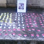 Tráfico de drogas: Com ele foramapreendidos 64 pinos de cocaína e 79 sacolés de maconha (Foto: Cedida pela Polícia Militar)