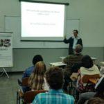 Capacitação: Sessenta pessoas participaram da aula inaugural no campus do UniFOA, no Aterrado (Foto: Divulgação/Secom VR)