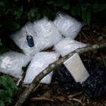 Drogas apreendidas foram levadas para a Delegacia de Volta Redonda 9foto: Cedida pela PM)