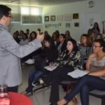 Na APP-VR: Evento foi promovido pelo Cemurf e contou com a participação de 50 profissionais (Foto: Evandro Freitas/Secom VR)