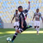 Ramon fez o único gol da vitória do Vasco sobre o Fluminense (Foto: Paulo Fernandes/Vasco.com.br)