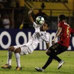 Patinando: Scarpa marcou em início avassalador do Flu, mas acabou deixando vantagem escapar no final (Foto: Nelson Perez/Fluminense F.C.)