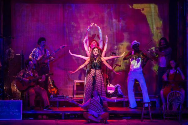 Musical: A peça é um projeto do coletivo Complexo Duplo (Foto: Divulgação)