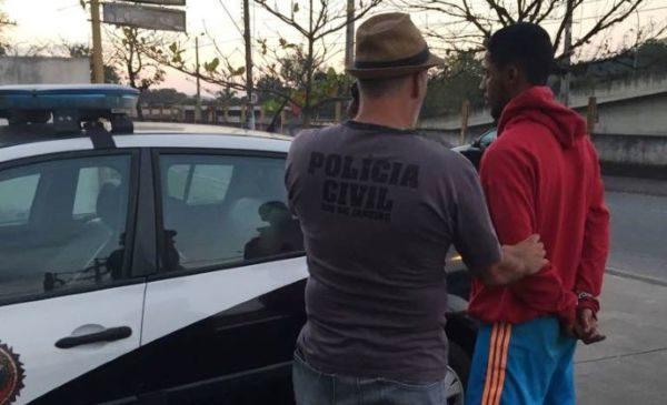Polícia Civil prende suspeito de assassinato que ainda teria enfrentado policiais