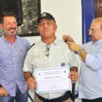 Premiação: Cerimônia foi organizada pelo superintendente de Segurança e prestigiada pelo prefeito Fernando Jordão (Foto: Divulgação)