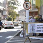 Na terça-feira: Mudanças no sentido do trânsito da Rua Paulo Leopoldo Marçal, no Aterrado, ocorrerão na próxima semana (Foto: Geraldo Gonçalves/Secom VR)