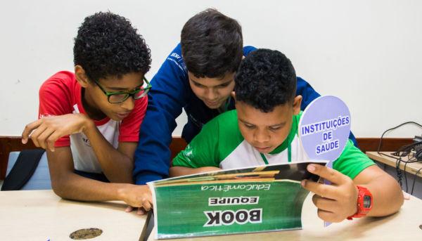 Diferença: Atividade vai impactar mais de 6.400 alunos do 6º ano do Ensino Fundamental ao 3º ano do Ensino Médio (Foto: Divulgação)