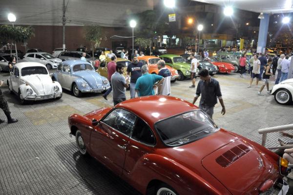 Amantes de Fuscas: Evento foi realizado pelo VW Clube de Volta Redonda, com apoio da secretaria de Cultura (Foto:  Geraldo Gonçalves–PMVR)