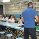 Debate: Moradores dos bairros Caieiras, Cailândia, Dom Bosco e Brasilândia falam sobre mobilidade urbana (Foto: Evandro Freitas – SecomVR)