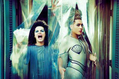 Espaço: Festival em Paraty dedica a noite de abertura à representatividade das mulheres trans na atual cena musical, com artistas emblemáticas de várias gerações (Fotos: Divulgação)