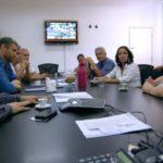 Rodrigo anunciou o projeto da fábrica de óculos, seguindo o modelo criado por Neto em Volta Redonda (Chico de  Assis - PMBM)