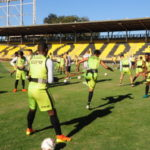 Preparo: Time treina no Raulino para enfrentar o Sampaio Corrêa (Paulo Dimas)