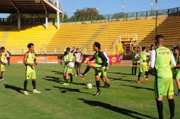 Volta Redonda espera trazer o acesso na bagagem no retorno do Maranhão
