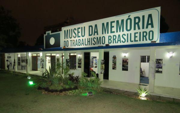 Museu da Memória do Trabalhismo Brasileiro: Eventos prometem movimentar a cidade com uma jornada criativa de cultura e entretenimento (Foto: Divulgação)