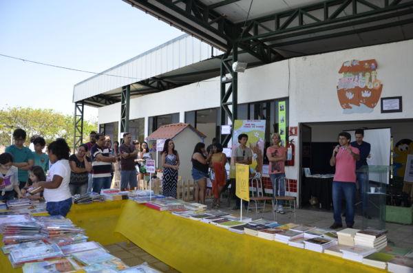 Cultura: Quinta edição do evento apresentou diversas atrações no Horto Municipal (Foto: Dorinha Lopes)