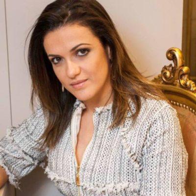 Vanessa Novaes La-Gatta, aniversariante do dia