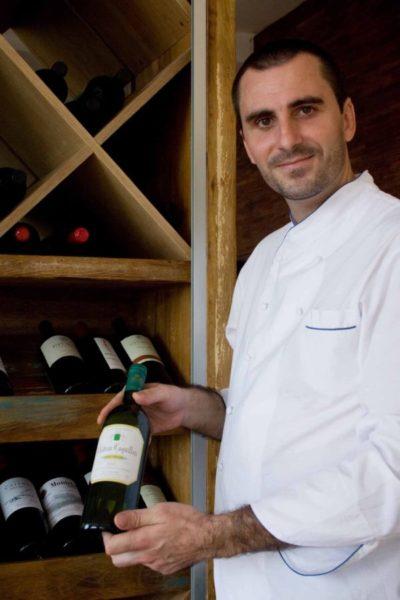 O chef francês, Damien Montecer, assina mais um Jantar Harmonizado Frilat