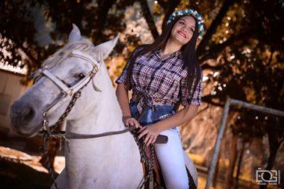 Thásyla Saar Gomes estará debutando nesta sexta-feira