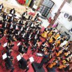 Entrada gratuita: Orquestra Sinfônica de Barra Mansa tocará sob a regência do maestro associado Daniel Guedes, com a participação especial do violoncelista convidado Fábio Presgrave (Fotos: Divulgação)