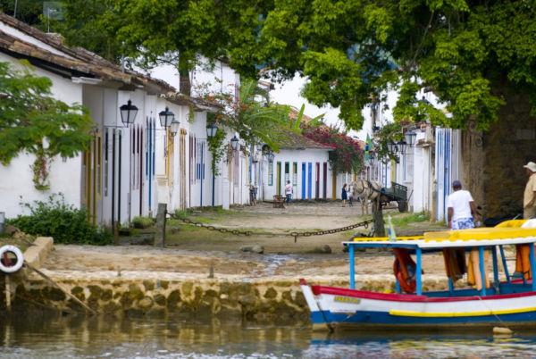 Foto: Divulgação/TurisRio Riqueza: Paraty é Patrimônio Histórico Nacional e preserva até hoje os seus inúmeros encantos naturais e arquitetônicos