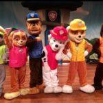 Infantil: Espetáculo 'Patrulha Show - Aventuras Caninas' será apresentado no sábado, dia 30