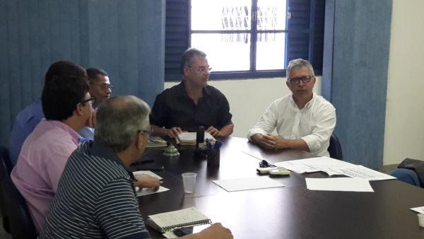 Diálogo: Gotardo conversa com empresários e levará reivindicações deles ao governo estadual