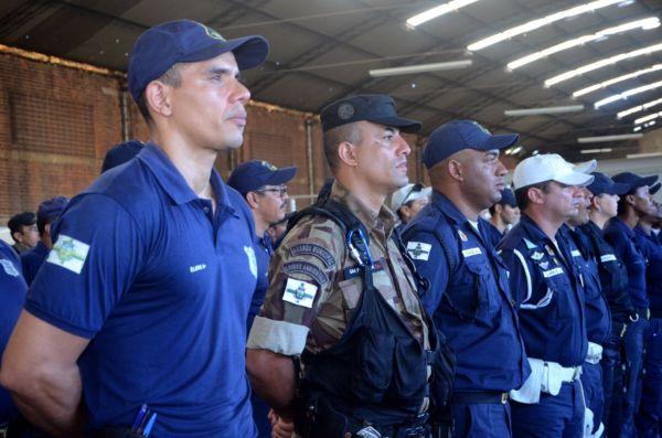 Efetivo contará ainda com agentes da Polícia Militar e da Guarda Municipal no patrulhamento da cidade
