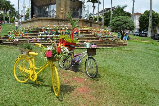 História: Vassouras, famosa pelo Ciclo do Café, é uma das atrações da região Sul Fluminense (Foto: Divulgação)