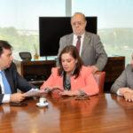 Apelo: Jordão pede a Maia que ajude a manter empregos no Brasfels