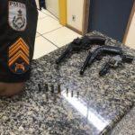 caseiro porte ilegal de arma paulo de frontin
