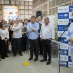Eduardo Eugenio Gouvêa Vieira inaugura nova unidade de formação profissional em Valença