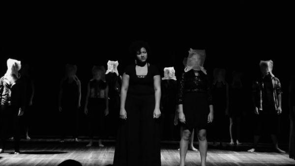 Em Angra: Cena FALA (!) do Coletivo Athos será apresenta na Mostra de Cenas Curtas (Foto: Divulgação)
