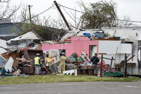 Furacão Irma deixou rastro de destruição em Miami