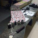 granadas e drogas valença
