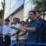 Aberta: Nova sede foi concluída após nove meses de mandato da gestão de Ednardo Barbosa (Foto: Divulgação)