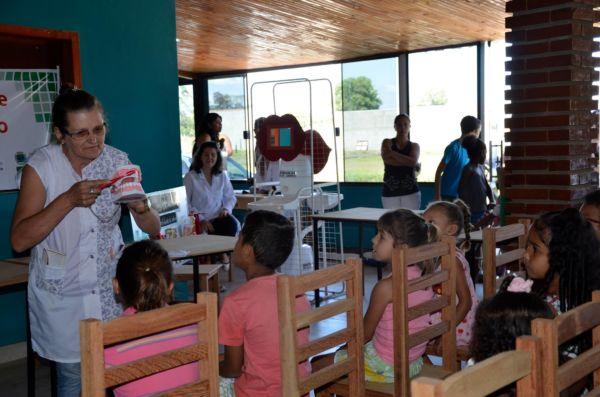 'Cras Presente': Moradores de Porto Real tiveram acesso a serviços gratuitos