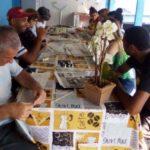 Ação social: Intuito do projeto é ocupar o tempo ocioso dos atendidos e promover a aproximação da comunidade com o Centro de Referência (Foto: Divulgação)
