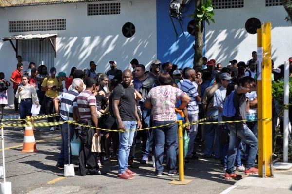 Endereço: Inscrições estão sendo feitas na Rua Dezessete, nº 118, no bairro São Luiz (Foto: Paulo Dimas)