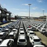 Venda de veículos novos teve alta no início do ano