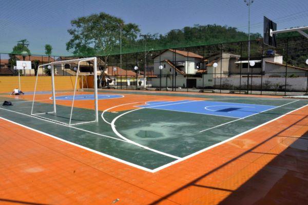 Lazer e esporte: Local contará com espaço para crianças, novos bancos, árvores e iluminação renovada (Foto: Paulo Dimas)