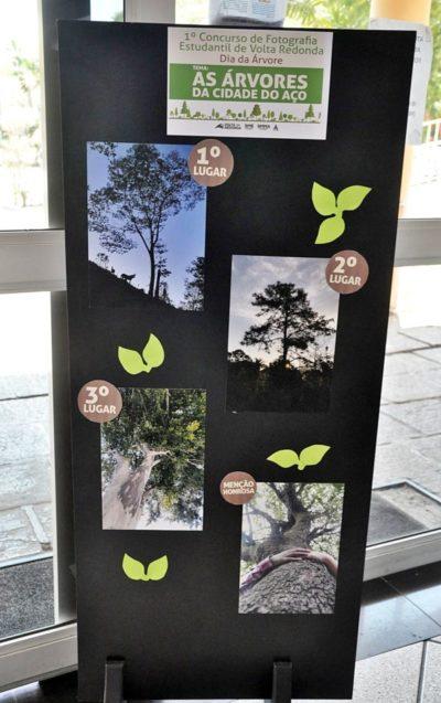 Click: Alunos tiveram que fotografar árvores do município, com a identificação da espécie e local